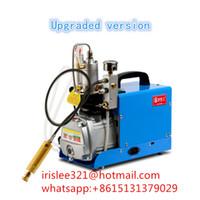 Wholesale Air Less Pump - 300bar hot selling small pump Portable pcp high pressure air compressor 4500psi air pump for 0.5L tank