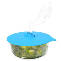 Wholesale steamed pot for sale - Creative Steam Ship Steaming Lid Universal Silicone Pot Cover Pan Cooking Tool Pan Lid Boil Over Spill Stopper Cover Safe