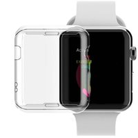 Wholesale S3 Case Clear - clear TPU watch case Ultra Thin Full Body Case for Apple smart Watch S1 S2 S3 38MM 42MM cover Shell protector case GSZ397
