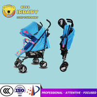 Wholesale Nice Baby Strollers - nice baby stroller VIKI CVC lightweight stroller can sit or lie summer Baby Buggy baby carrier