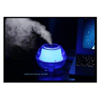 Wholesale china makers - Backlight Crystal USB Air Ultrasonic Humidifier Fogger Aroma Mist Maker Aromatherapy Essential Oil Diffuser for Home Offic