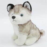 Wholesale stuffed animals dogs for sale - husky dog plush toys stuffed animals toys hobbies inch cm Stuffed Plus Animals