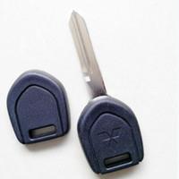 Wholesale Mitsubishi Car Key Shell - High quality car transponder key shell FOB key cover for mitsubishi transponder key blank case