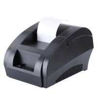 Wholesale Esc Pos - New 12V USB Mini 58mm POS ESC Thermal Dot Receipt Printer 384 Line w  Roll Paper