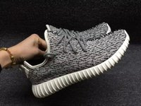 Wholesale Stocking Athletic Shoes - [with Box,tag] Wholesale 2016 Online Kanye Milan West 350 Boost For Sale Classic Men Women Fashion Sneaker Shoes In Stock Athletics Shoes