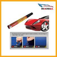 Wholesale Car Paint Sealer - New Fix It Pro Mending Car Scratch Repair Remover Paint Pen Simoniz Clear Coat Applicator Free Shipping