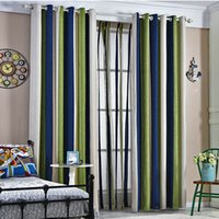 Wholesale Pleated Shade Fabric - European Style Color Interface Chenille High Shading Blackout Window Curtain for Living Room Bedroom Tulle With Colorful Fabric