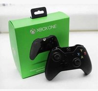 Wholesale New Games Xbox - New Xbox one game Controller Wireless Bluetooth Controller Elite Gamepad Joysticks for Microsoft Xboxone Controller with retail package