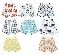 ingrosso animali ruote-8 Design INS Kids Pantaloni in PP per bambini Piccoli in bambine per bambini in volpe animale di volpe per bambini