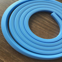 Wholesale Gasket Cover - 1cm Silicone Sealing Rings Cup Box Glass Cover Rubber Band O Shape Plastic Lunch Boxes Crisper Molded Silicone Gasket