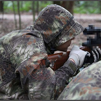 Wholesale Hunting Tactical Camo Jacket Men Outdoor Hunting Clothing Mens Airsoft Paintball Tactical Camo Coats Hunting Outdoor Jacket