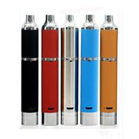 Hot selling Evolve Plus Kit with 1100mAh Wax Pen vape Quartz Dual Coil Evolve Vaporizer Pen E cigarette Starter kits