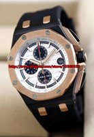 Wholesale Mens Casual Imports - Luxury fashion business noble imported multi-functional precision quartz movement calendar rose gold case rubber watchband Mens Watch