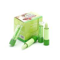 Wholesale Magic Colours - DHL Free Shipping Free Shipping! Magic colour Temperature change color Aloe lipstick moisture anti-aging protection lip balm
