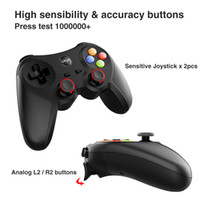 Wholesale Cheapest Tablets Laptop - Ipega Cheapest Bluetooth Game Controller PG-9078 Wireless Gamepad Joystick for Android iOS Cellph one PC Laptop Tablet TV TV Box
