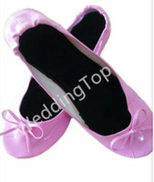 Wholesale Pouch Manufacturers - Black Soft PU Promotional Gifts Travelling Slippers Shoes In Pouch Customer Logo OEM Manufacturer Small Order Accepted on Wedding Party