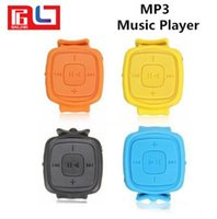 Wholesale Fashion Portable MP3 Player Sport Mini Wrist Watches With USB And TF Card Slot Ship in Day