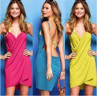 Wholesale Towels Can Wear - 2016 New Multifunction Harnesses Beach Towel Bath Towel Bath Skirt Can Wear Cotton Beach Towel Wrap Skirt 10 Colors Choose