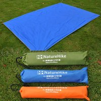 Wholesale Camp Canopies - Wholesale-HOT SALE! Multifunction Adjustable Tent Tarp Mat Waterproof Tent Cover   Canopy Outdoor Picnic Beach Camping Hiking FREE POSTAGE
