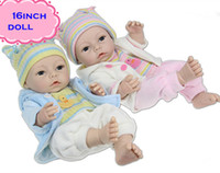 Wholesale Silicone Mini Love Dolls - 2016 Best Gifts NPK Full Silicone Reborn Baby Dolls For People You Love High Quality Soft Vinyl Baby Dolls Brinquedos For Sale