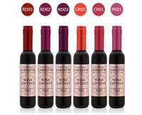 Wholesale Wine Bottle Free - LABIOTTE wine bottle lip gloss chateau labiotte wine lip tint with blogger 6 colors for option DHL free