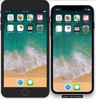 Wholesale Headphones Ratings - 2017 New Goophone X I8 Plus MTK6592 Octa Core 4GB RAM 64GB ROM Fingerprint 13MP Metal Body 3G GPS Unlocked i8 bluetooth headphones