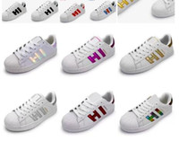 Wholesale Court Purple - Hot 2017 Summer Fashion mens Casual shoes Superstar Female Flat Shoes Women Zapatillas Deportivas Mujer Lovers Sapatos Femininos