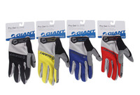 Wholesale giant cycling for sale - Group buy 2016 GIANT Winter Cycling Long Finger gloves Cycling Accessories