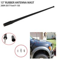 black bee sting - For Ford F Custom Flexible Car Radio Stereo Aerial Bee Sting Mast Rubber Antenna Black Replacement Car Parts