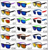 block venda por atacado-2016 Designer de Marca Spied Ken Helmet óculos de bloqueio Óculos de sol de esportes Óculos De Sol Óculos Sol Eyeswearr 21 Cores Unisex Óculos