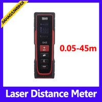 Wholesale Cheap Laser Distance Meter - best laser distance measurer cheap laser distance meter distance meter laser 20pcs lot