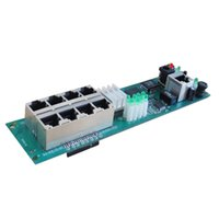 Wholesale Cheap Wi Fi - Manufacturer direct sell cheap wired distribution box 8-port 192.168.0.1 router module OEM wired router pcb board