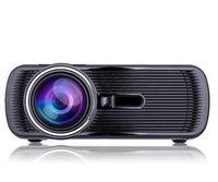 Wholesale Mhl Vga - .BL-80 1080P HD Mini Portable LED Cinema Home Theater Projector 3D AV USB SD VGA HDMI 1920x1080 LCD Projectors