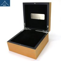 Wholesale Mens Wooden - Factory Supplier Wholesale 2016 Mens For Panerai Watch Box Original Wooden Inner Outer Woman's Watches Boxes Papers Wristwatch