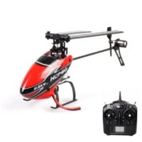 Nouvelle arrivée Hisky HCP60 2.4G 6CH Mini 6 Axle Gyro Flybarless Helicopter RC RTF Modèle 2
