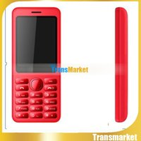 Elder phone min 226 Appareil photo MP3 Dual SIM Big Keyboard Haut-parleur 1.8