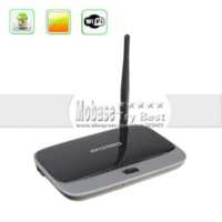 MK888B / T-R42 Android 4.2 TV Box RK3188 Quad Core Mini PC RJ-45 USB Bluetooth WiFi XBMC Smart TV Media Player Controle Remoto