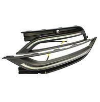 nebelscheinwerfer drk volkswagen großhandel-Tagfahrlicht LED DRL Tageslicht Nebelscheinwerfer Kit für 2011 2012 2013 2014 Volkswagen Passat B7
