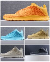Wholesale Q Up - High-Q Free Inneva Woven Tech SP5.0 Sports Sneakers Cheap Women And Mens Whiteout Triple Black Angel And Devil Running Shoes AQ4920