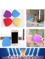 Wholesale Tooth Brush Cup - Collapsible Travel Cup Silicone Travel Tooth-brushing Cup Outdoor Foldable Cup Portable Travel Drinking Cups Tooth Brushing Cup MYY