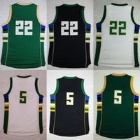 Wholesale New Kids Sportswear - New 22 Khris Middleton Mens Womens Kids 5 Michael Carter-Williams Cheap-High quality Basketball Jerseys embroidery sportswear Jersey XS-3XL