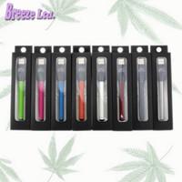 Wholesale Colorful Vaporizer Pen - Colorful O.pen vape bud touch battery with USB Charger 510 thread for CE3 vaporizer pen cartridges e cigarette cartridge vaporizer