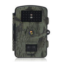 Wholesale Professional Surveillance Cameras - RD1003 Camouflage outdoor hunting camera HD infrared night vision waterproof hunting surveillance camera hunting machine