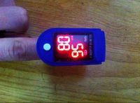 Wholesale Digital Finger Oximeter - New %Original CE Health Digital Pulse Oximeter Monitor Portable Finger Pulse Oximeter Monitors For Household & Gifts In Stock