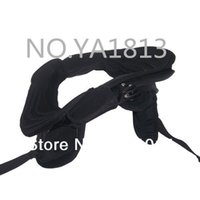 Wholesale Bike Brace - Protective Athletic Motorcycle Motocross Neck Brace Support Gear Bike Sports Impact resistance Neck Brace Protector-Black