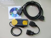 Wholesale Multidiag Access J2534 - Multi Diag Multidiag Access J2534 Pass-Thru OBD2 Device V2013.01diagnostic scanner with cable dhl free shipping