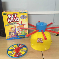 Wholesale Cap Hat Outlet - Zorn toys-Wet Head Game Wet Hat water challenge Jokes&Funny Toys roulette game Tricky cap spot goods wholesale Factory outlets Free shipping
