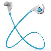 bluedio écouteurs sans fil 4.1 achat en gros de-Ecouteurs stéréo bluetooth Q5 Bluetooth Bluetooth gros-4.1 4.1 SportsSweat-preuve intra-auriculaires écouteurs sans fil écouteurs intégrés Mic