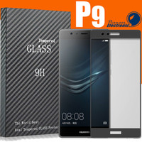 Wholesale Screen Protection For Huawei - For HUAWEI P9 Screen Protector,Full Screen Frame Edge Protection, Tempered glass,3D Curved Tempered glass