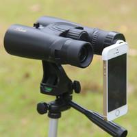 gece görüşleri toptan satış-Yeni varış 8X42 dürbün yüksek güç yüksek çözünürlüklü gece görüş dürbün de cep telefonu kullanımı ile fotoğraf çekebilirsiniz